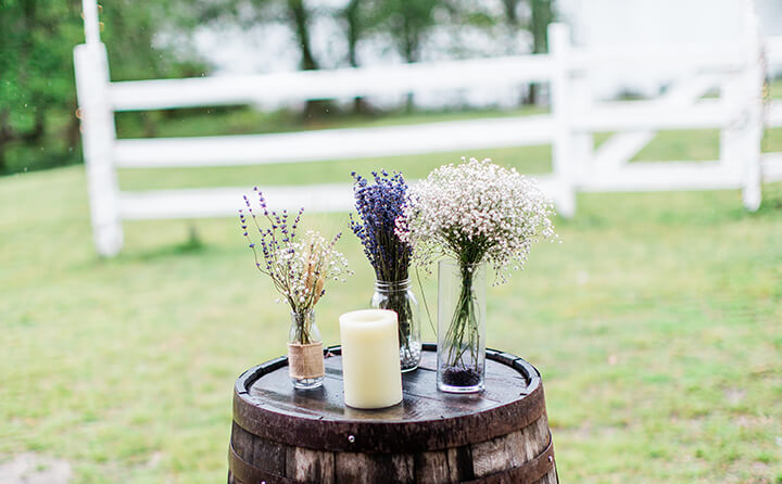 countryside outdoor private event venue