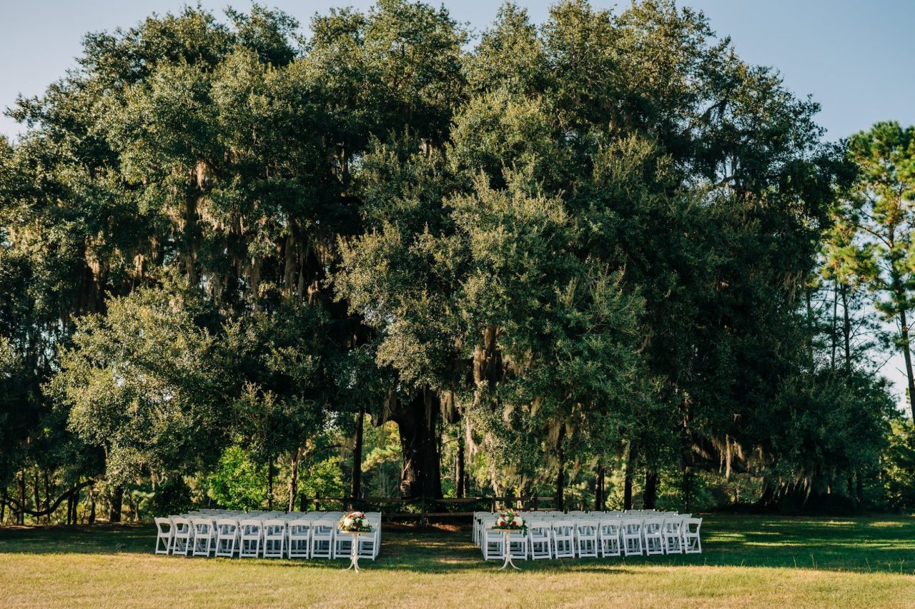 outdoor country wedding venues near me