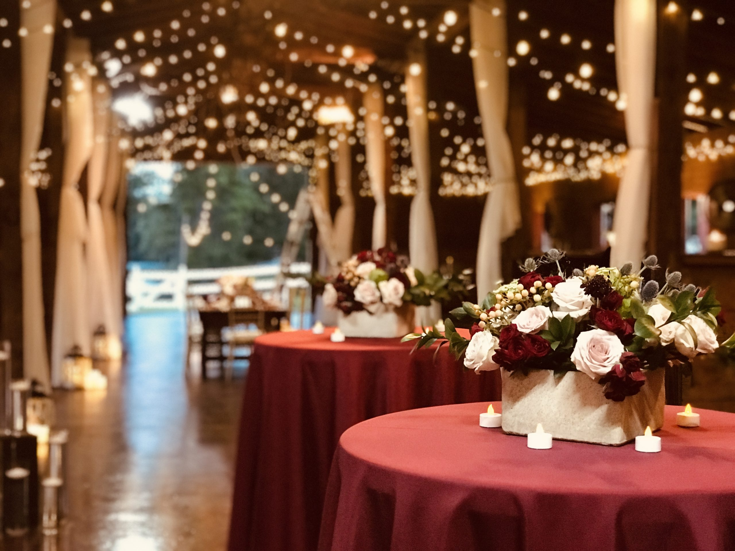 unique wedding reception cocktail ideas