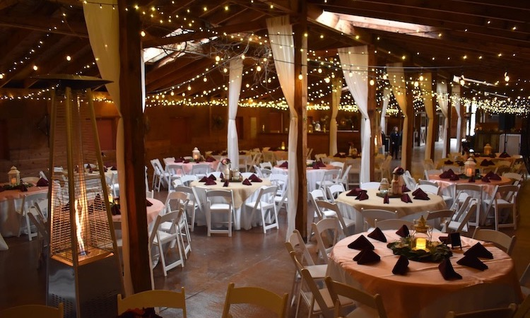 "We Won! Red Gate Farms Voted ""Best Wedding Venue"" and ""Best Event Venue"""