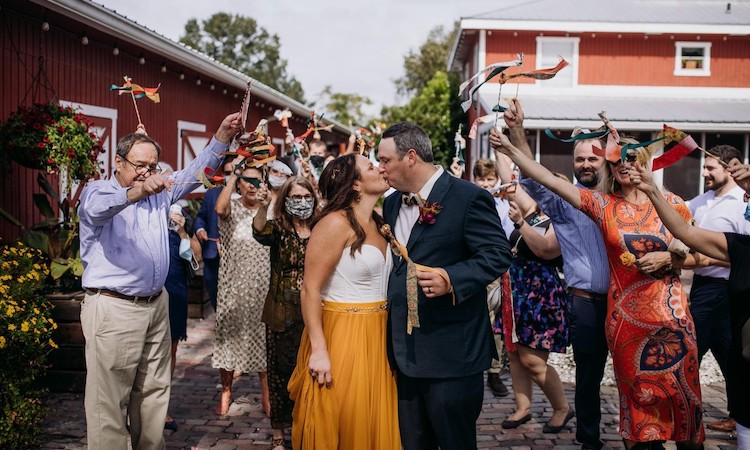 5 Ideas for a Perfect Brunch Wedding