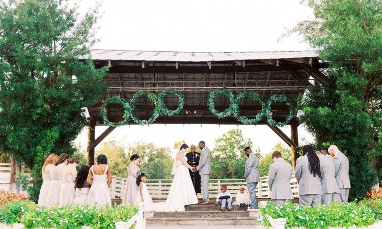 Enchanting Ceremony Backdrops for Every Type of Wedding